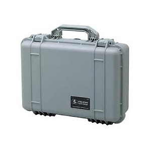 Pelican | 1550 Pro Watertight Hard Case - Silver | PC1550S