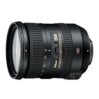AF-S 18-200mm f/3.5-5.6G ED VR II Lens - Manufacturer Reconditioned