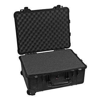 Pelican | 1560 Case with Foam (Black) | PC1560B