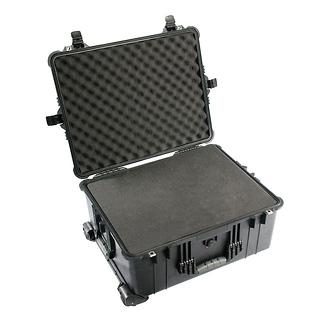 Pelican | 1610 Case with Foam (Black) | PC1610B