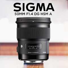 Lens Review: The 50mm F1.4 Fast Prime Lens From Sigma