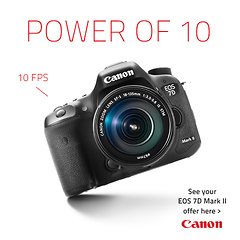 Canon EOS 7D Mark II Promo Video