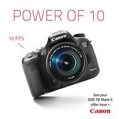 Promo Video for Canon's EOS 7D Mark II