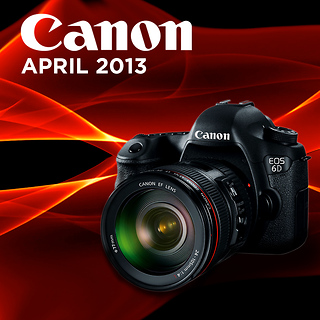 Canon EOS 6D: Firmware Version 1.1.3