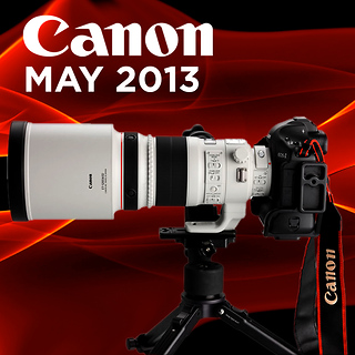 New Firmware for Canon EOS 1D Models Adds Compatibility with New 200-400mm Lens