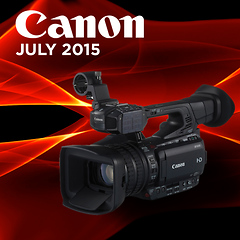 Canon Camcorders XF205 & XF200: Firmware Version 1.0.3.0