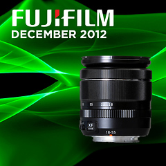 FUJINON XF 18-55mm Lens: Firmware Version 3.11