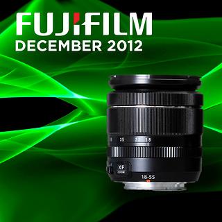 FUJINON XF 18-55mm Lens: Firmware Version 3.11