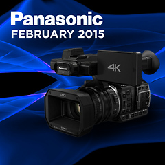Panasonic HC-X1000: Firmware Version 1.2