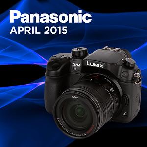 Panasonic GH4: Firmware Version 2.2 update