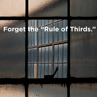 Forget the Rule of Thirds by Thann Clark