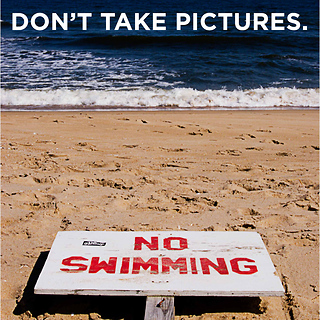 Don't Take Pictures. by Thann Clark