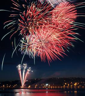 Adjusting Aperture For Fantastic Fireworks Photos