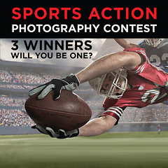 Sports Action Photo Contest: January 2015