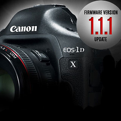 EOS -1DX  Firmware Update