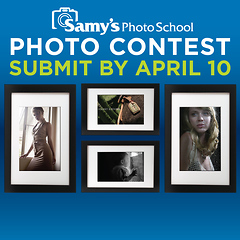 Samy's Photo School Contest: March 2015