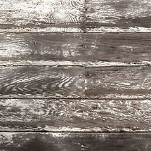 PepperLu Distressed Barnwood Faux Floor Mat (54 x 72 inch)