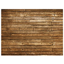 PepperLu | Weathered Planks Faux Floor Mat (54 x 72 inch) | 1012
