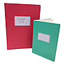 Sketch & Note Booklet Bundle (A6, 40 Sheets, Red and Orange) Thumbnail 4