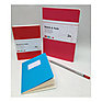 Sketch & Note Booklet Bundle (A6, 40 Sheets, Red and Orange) Thumbnail 5