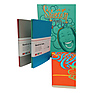 Sketch & Note Booklet Bundle (A6, 40 Sheets, Red and Orange) Thumbnail 2
