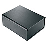 Sonoma 4x6 Proof Box, Black