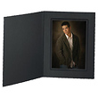 Buckeye 5x7 Picture Folder Frame, Ebony / Ebony (10 Pack)