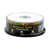 Inkjet Archival Gold CD-R 25 Pack Spindle