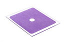 P064 Violet Center Spot Series P Resin Filter