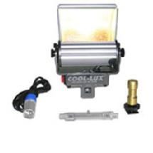 Cool-Lux SL3000 On-Camera Light with 4-pin XLR Connector