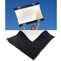 SunBounce Sun-Bounce Mini 3' x 4' Black - Soft White with Frame, Screen & Bag