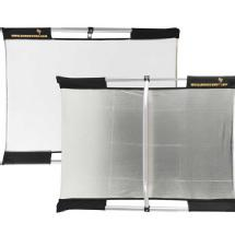 SunBounce Micro MINI Sunbounce Frame and Silver/ White Screen 30x 35