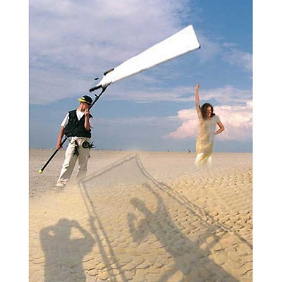 Pro Sun-Swatter w/Translucent 2/3 Screen Kit (4 x 6') Image 0