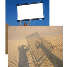 SunBounce Sun-Bounce Pro 4' x 6' Translucent 2/3 with Frame, Screen & Bag