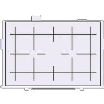 Canon Focusing Screen Ee-D Precision Matte with grid for EOS-5D Digital SLR Camera
