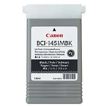 Canon BCI-1451MBK PG Matte Black Ink Tank for imagePROGRAF W6400 Printer (130ml)