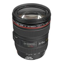 Canon EF 24-105mm f/4.0L IS USM Autofocus Zoom Lens