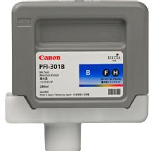 Canon PFI-301B Pigment Blue Ink for IPF9000