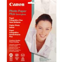 Canon Photo Paper Plus Semi-Gloss, 8 x 10