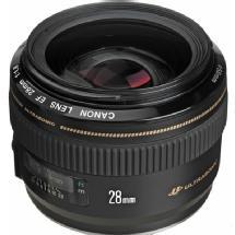 Canon EF 28mm f/1.8 Wide Angle USM AF Lens