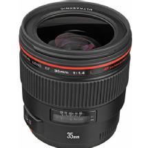 Canon EF 35mm f/1.4L Wide Angle USM AF Lens