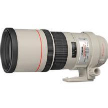 Canon EF 300mm f/4.0L IS Image Stabilizer USM Autofocus Lens