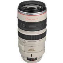 Canon EF 100-400mm f/4.5-5.6L IS USM Autofocus Zoom Lens