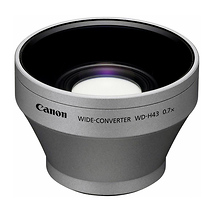 Canon WD-H43 43mm 0.7x Wide Angle Converter Lens