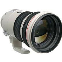 Canon EF 200mm f/2.0L IS USM Autofocus Lens