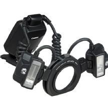 Canon MT-24EX Macro Twin Lite Ringlight Flash