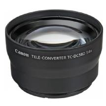 Canon TC-DC58D 1.4x Teleconverter Lens for Select PowerShot Cameras