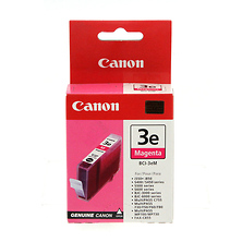 BCI-3eM Magenta Ink Cartridge for Canon BJC/MultiPASS Series Printers Image 0