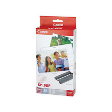 KP-36IP Color Ink & Paper Set (4 x 6