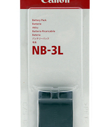 Canon NB-3L Rechargeable Lithium-Ion Battery